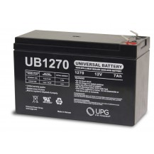 12V 7AH sealed lead battery DSC-BAT127