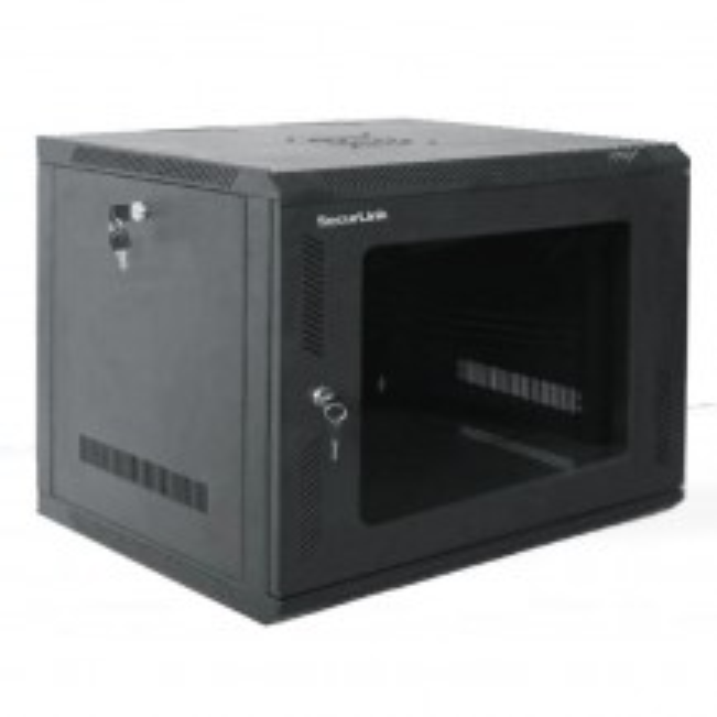 Securlink Wall Mount/GlassDoor Cabinet CBN-WS-18U60